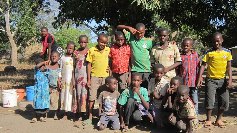 The Children of Chumbi C