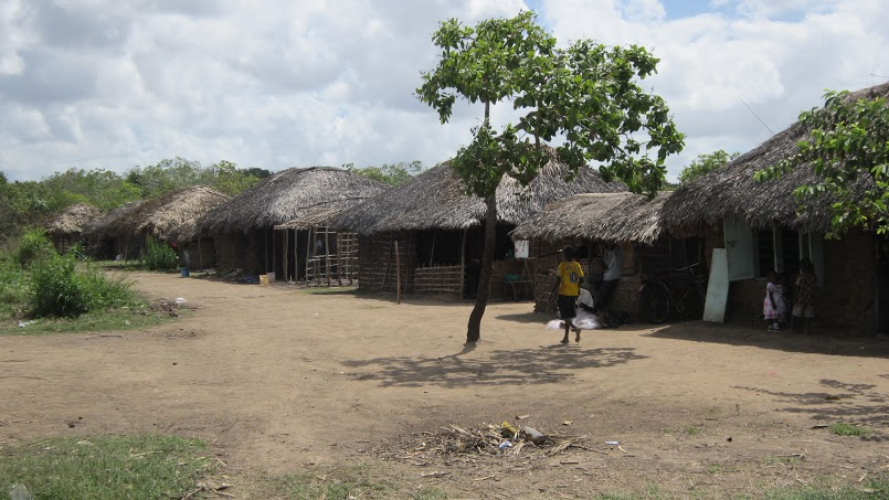 Small outlying community - part of Chumbi C