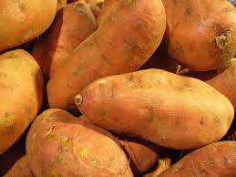 Sweet potatoes contain vital nutrients such as Vitamin A, which promotes vision development